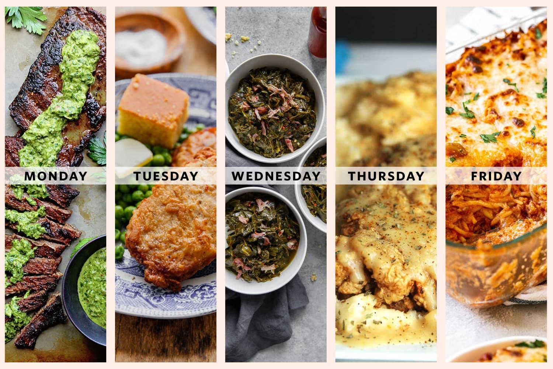 5 Comfort-Inspired Southern Dinners from Jocelyn Delk Adams
