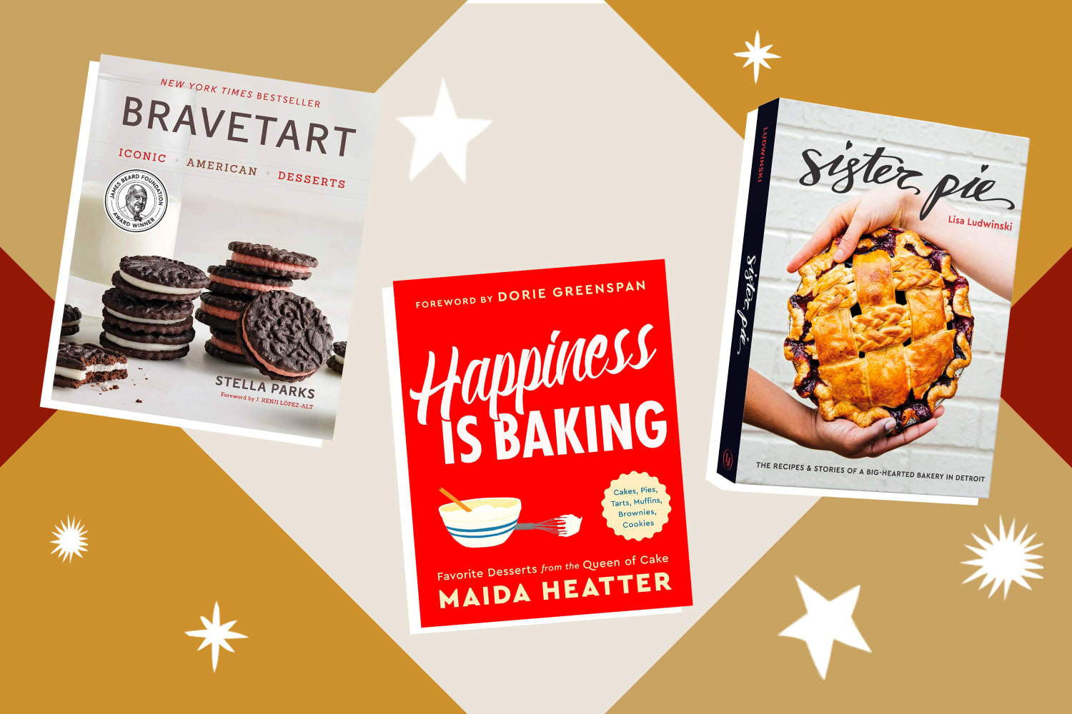 The Best Cookbooks for Bakers