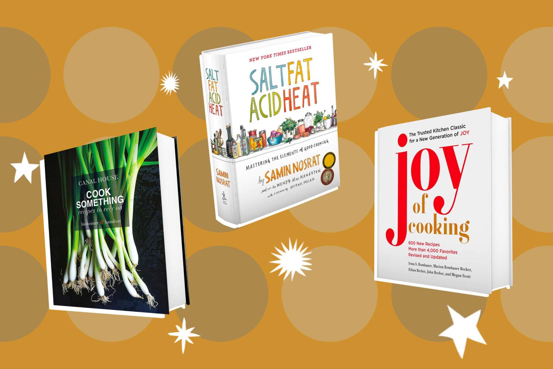The Best Cookbooks to Gift Beginner Cooks