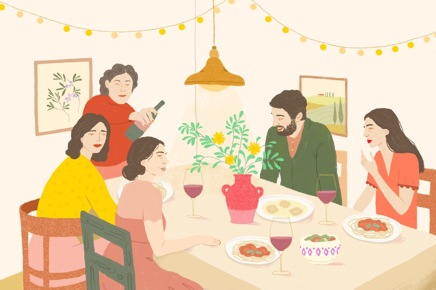 9 Things Italian Grandmas Do to Make Hosting Easier and Better