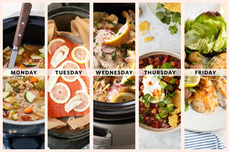 5 Slow Cooker Mediterranean Diet Dinners
