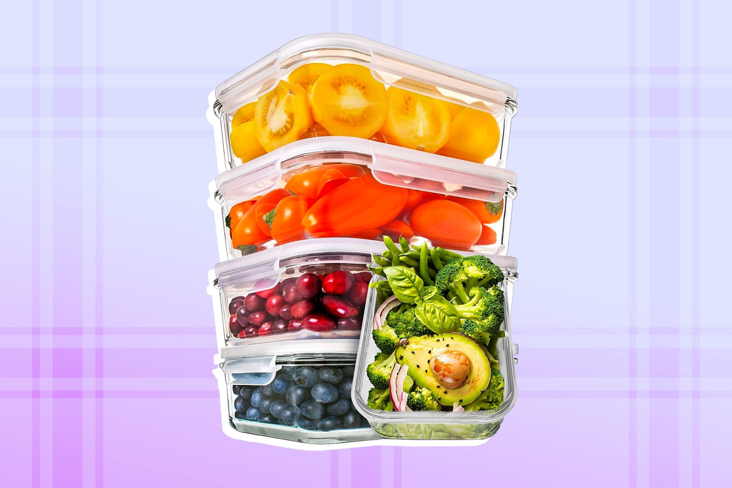 The Glass Storage Containers That Amazon Shoppers Are Obsessed With