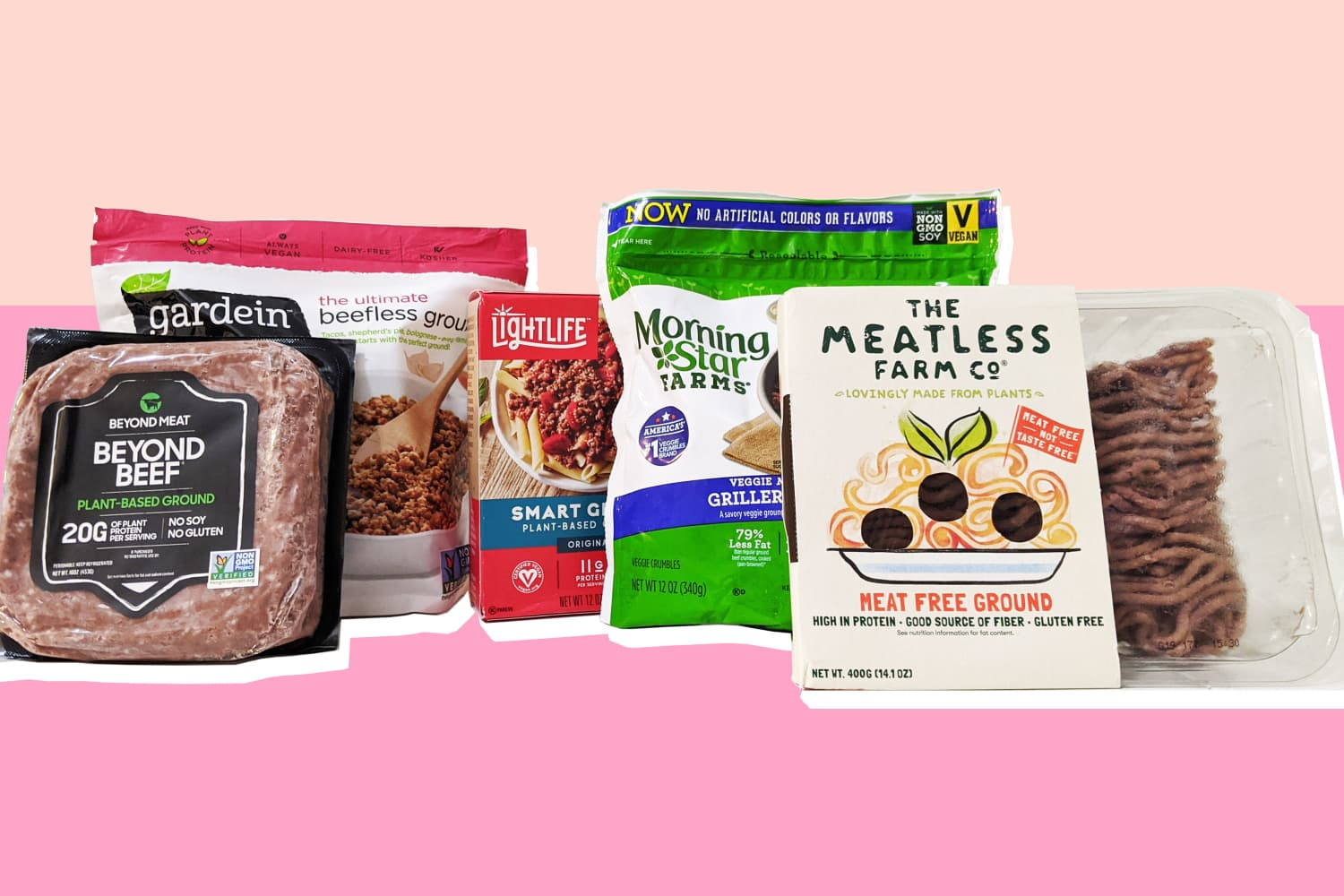 """I Tried 5 Plant-Based """"Ground Beef"""" Options, and There's Only 1 I'll Buy Again"""