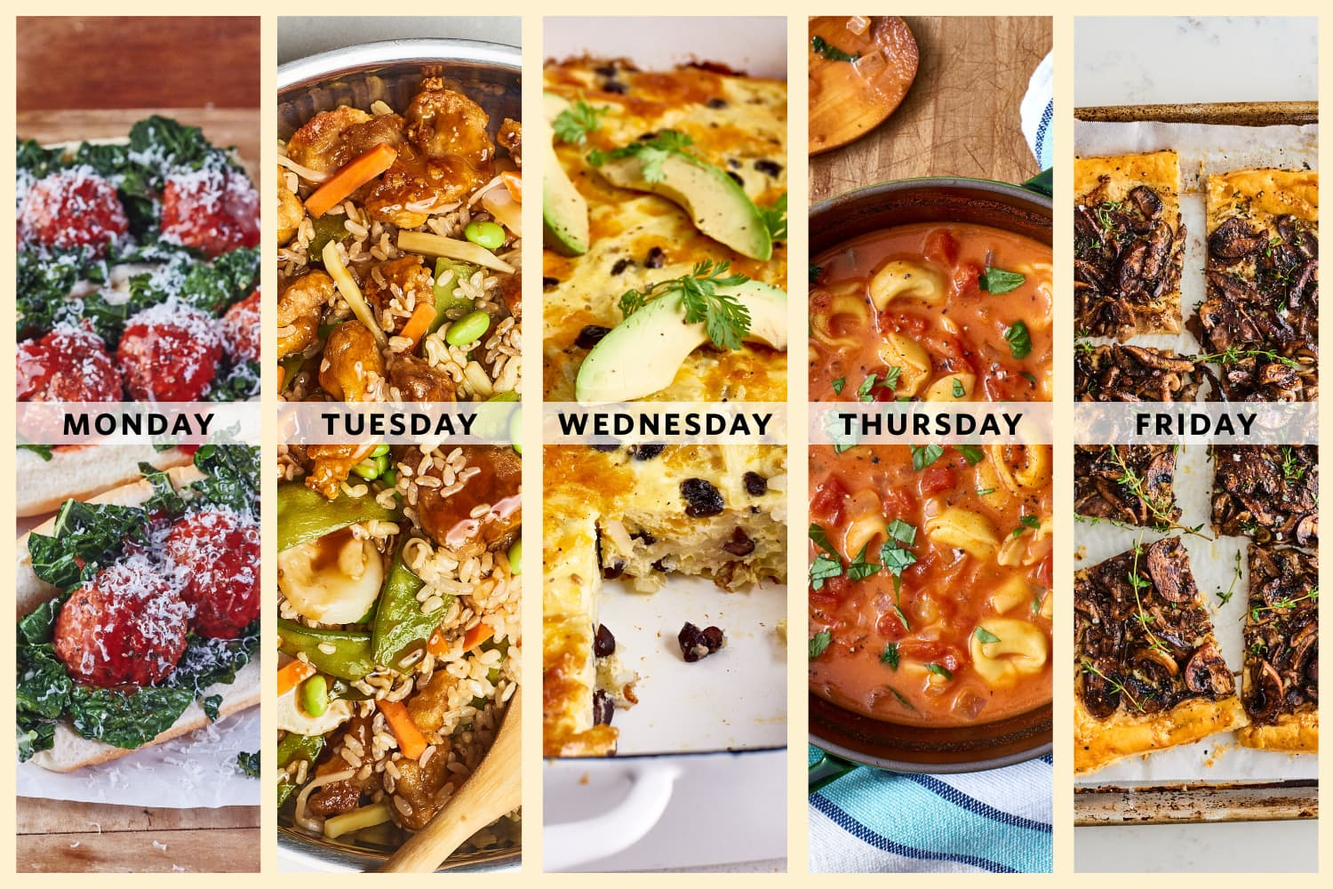 A Week of Cheap and Easy Dinners That Starts with the Freezer Aisle