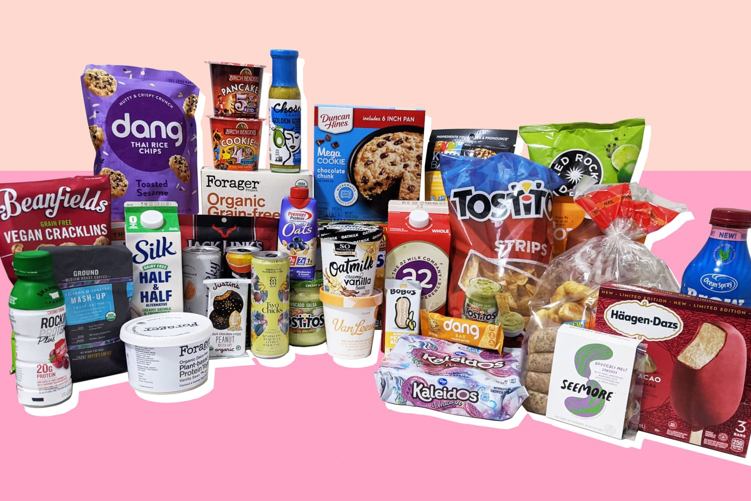 The Best New Groceries That Hit Supermarket Shelves This February