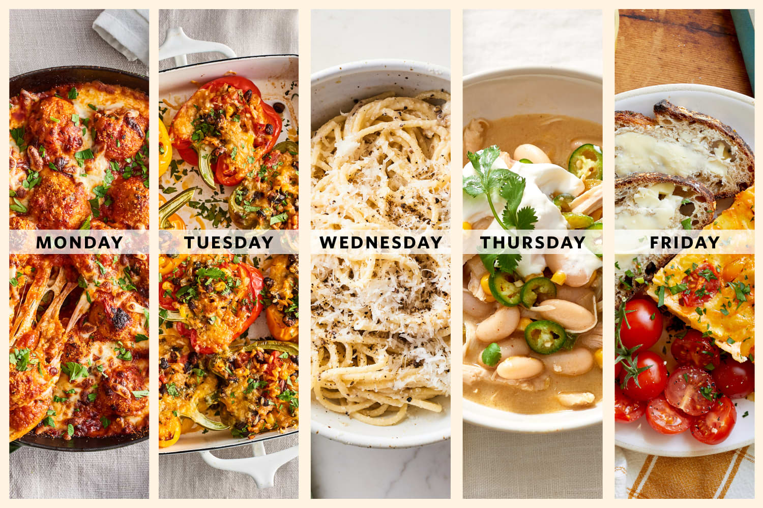 5 Easy, Comforting Dinners That Are Giving Me Energy