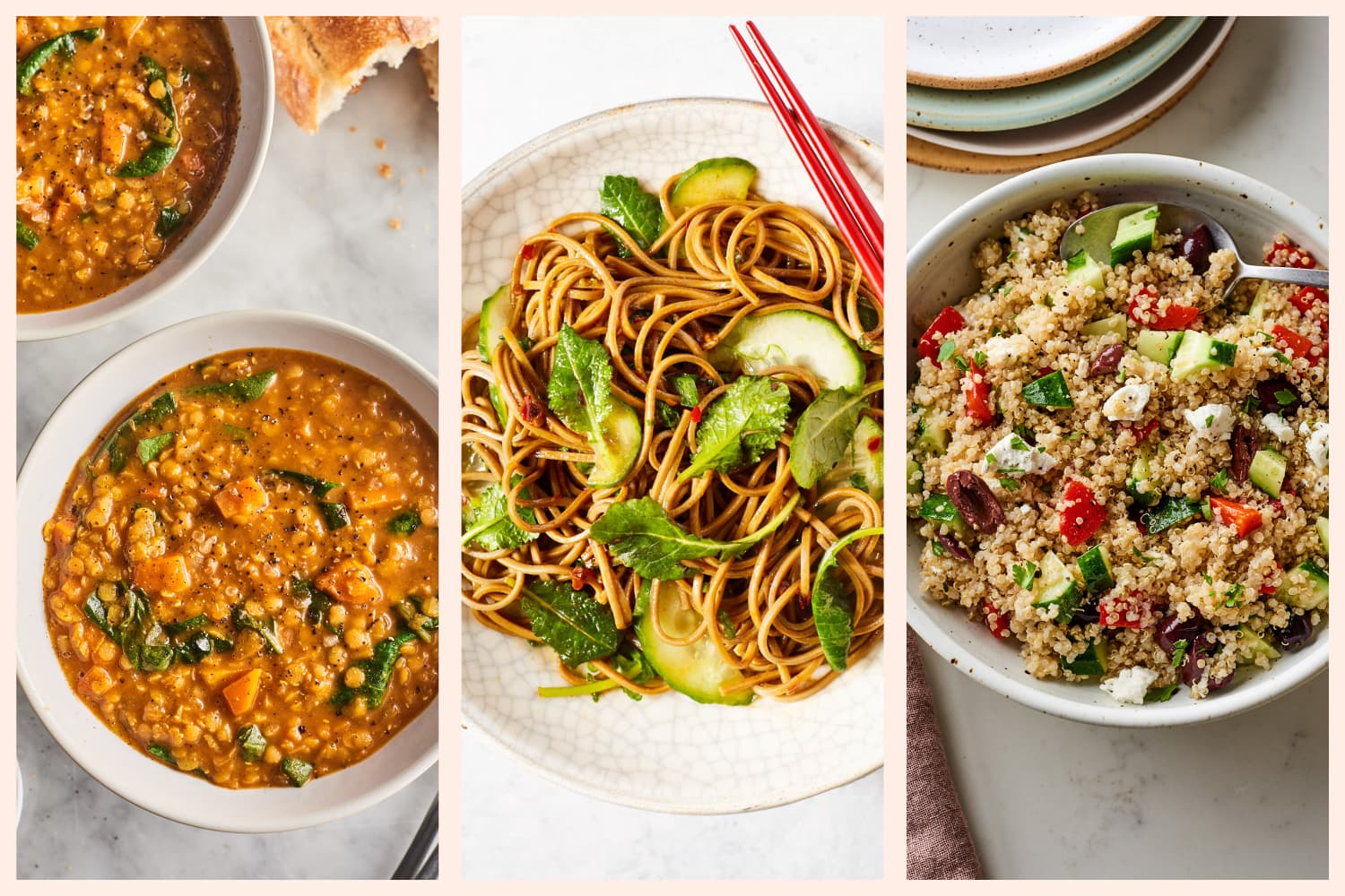 3 Make-Ahead Lunches You'll Actually Want to Eat