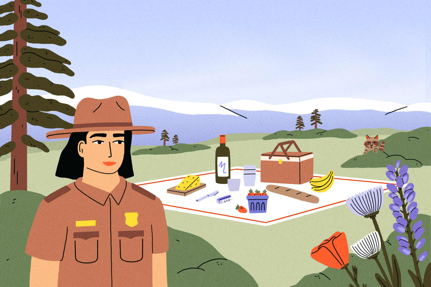 Ready to Get Outside? A Former Park Ranger Offers His Best Picnic Advice.