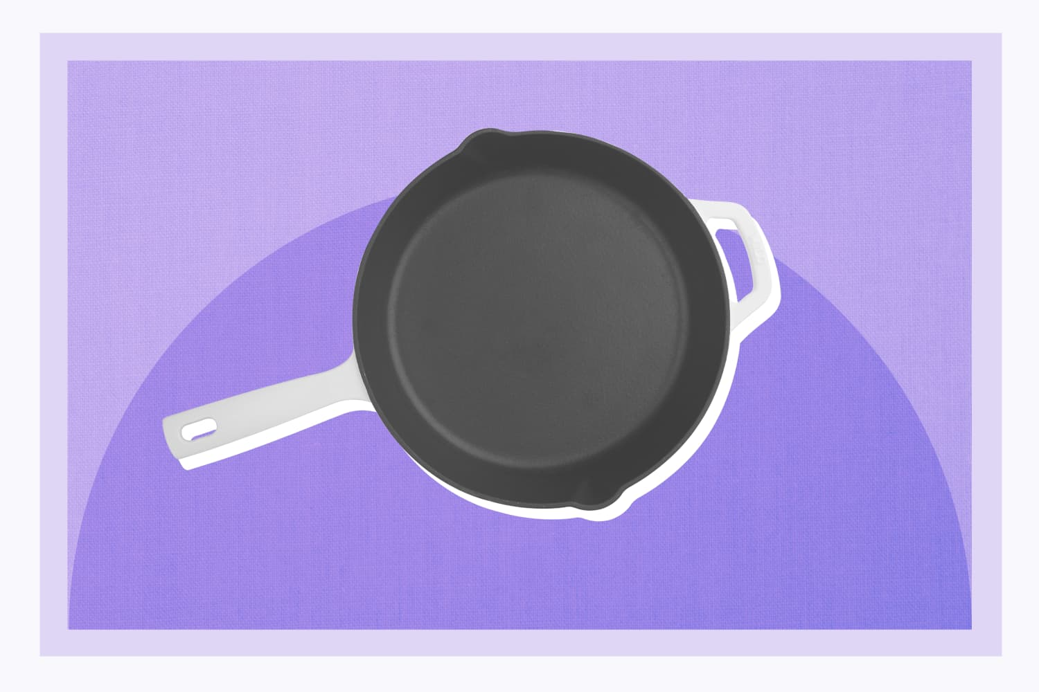 The Small Cookware Brand That Makes One of Our Favorite Dutch Ovens Just Launched a New Skillet