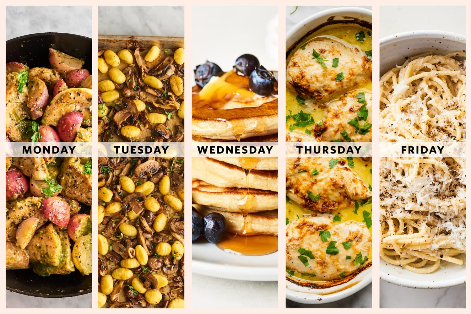 We've Been Home for 1 Year: These Were the 10 Most Helpful Meals Plans Along the Way