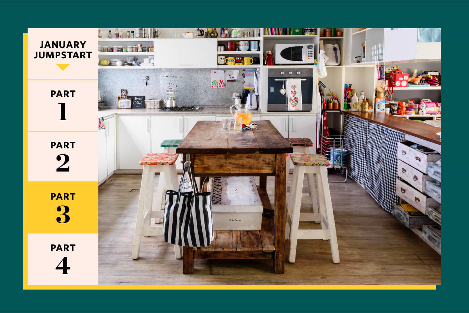 How to Use 2020 to Make Your Kitchen Better in 2021