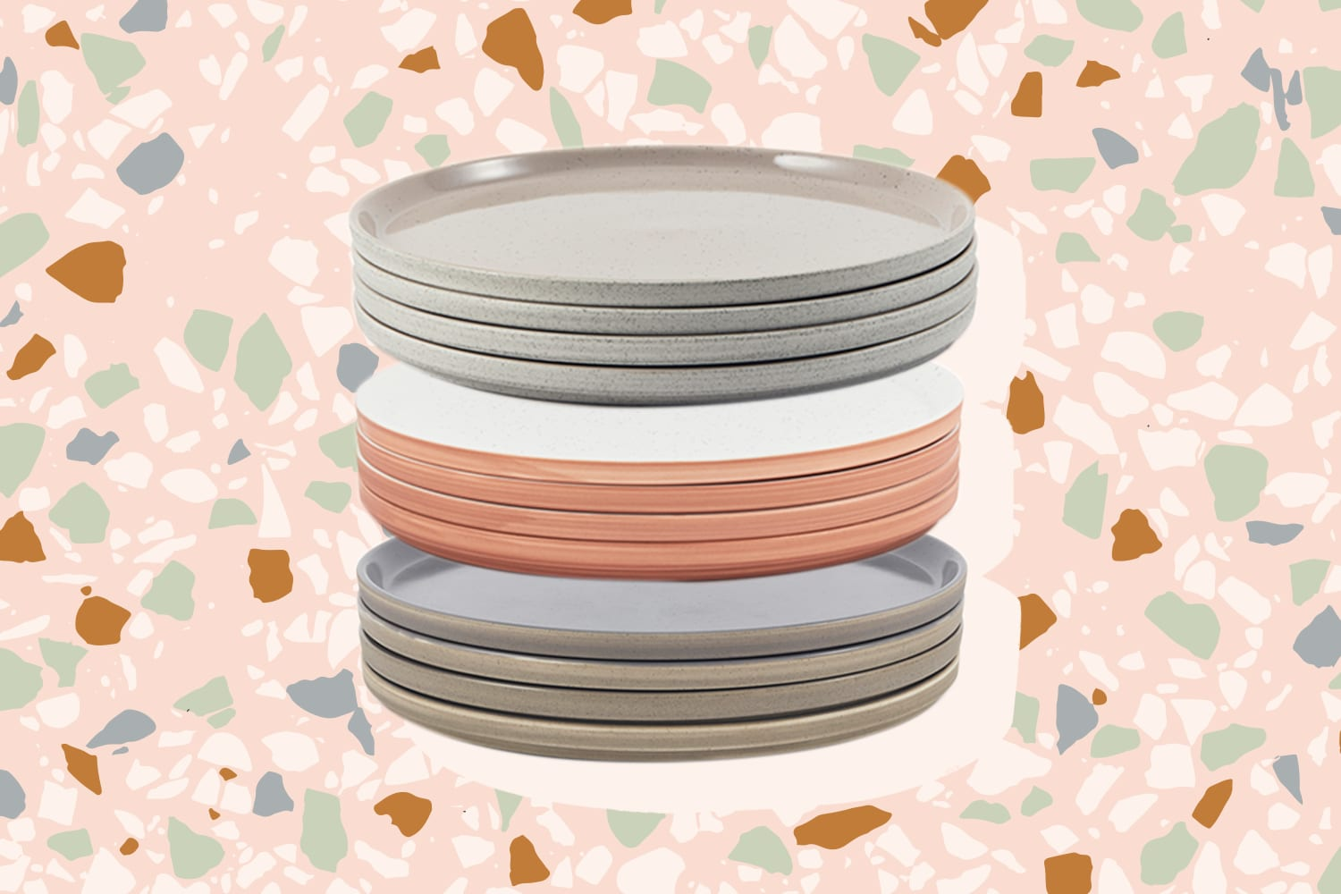 The Inexpensive, Hand-Painted Porcelain Dinner Plates That Everyone Should Be Talking About