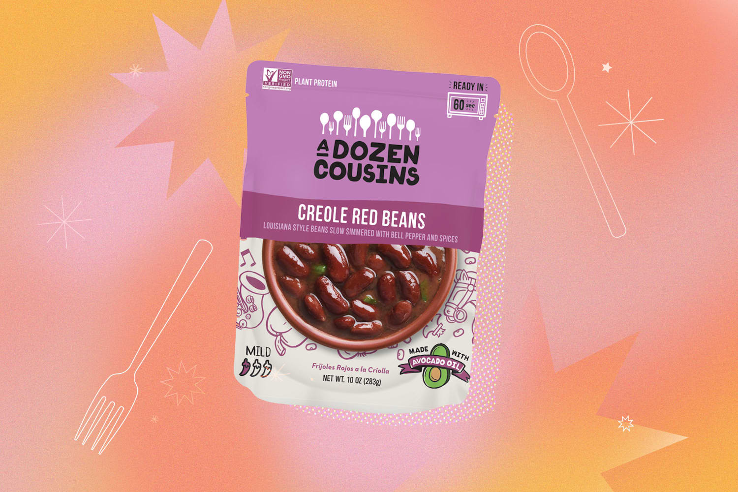 A Dozen Cousins' Limited-Edition Creole Red Beans Pay Homage to a Staple of Louisiana Cuisine