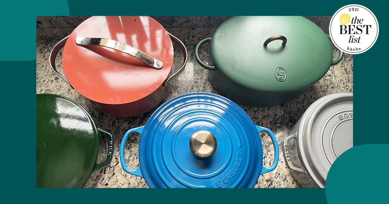 The Best Dutch Ovens You Can Buy Right Now