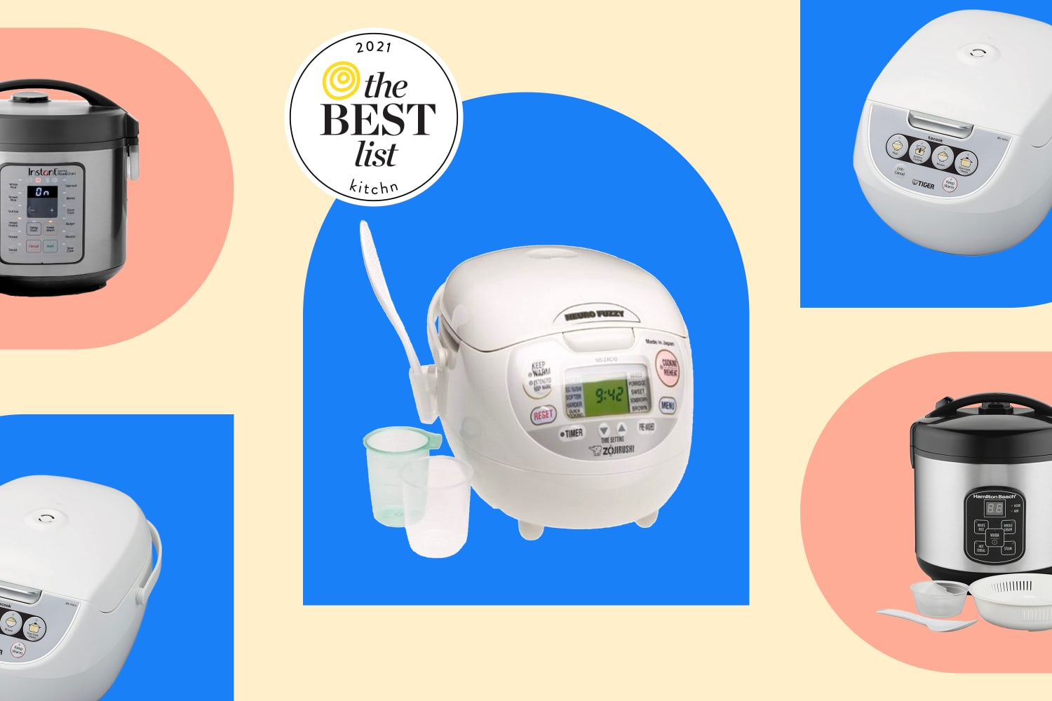 The Absolute Best Rice Cookers You Can Buy Right Now