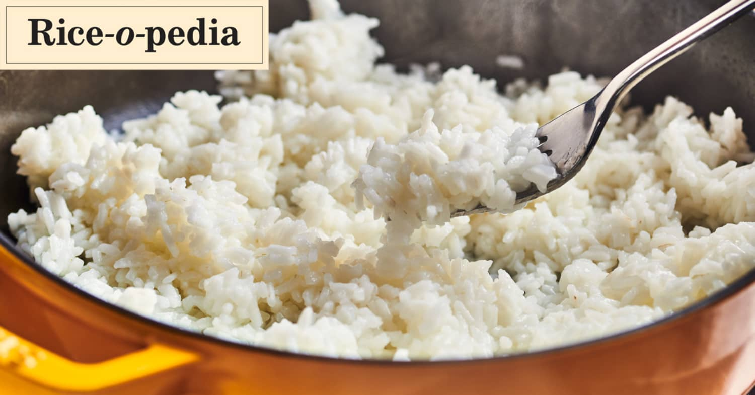 Rice Cooking Guides & Recipes for Every Rice Type: Rice-o-Pedia