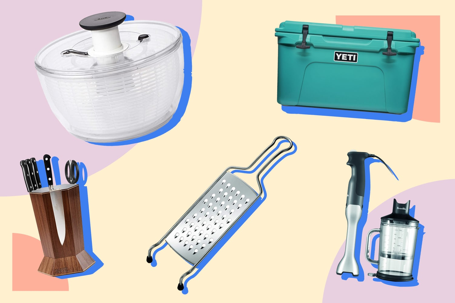 I'm a Professional Kitchen Equipment Tester — Here's What I Had on My Wedding Registry