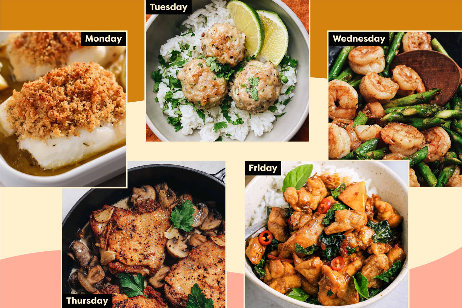5 Low-Effort, High-Reward Dinners from Jerildine Mobley-Arias of Whisper of Yum