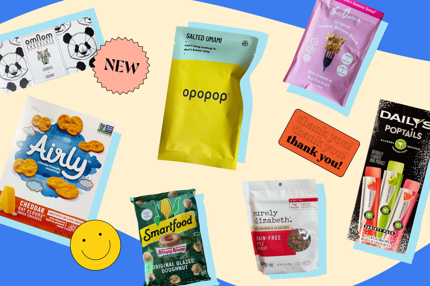 The Best New Groceries to Hit Grocery Store Shelves This June