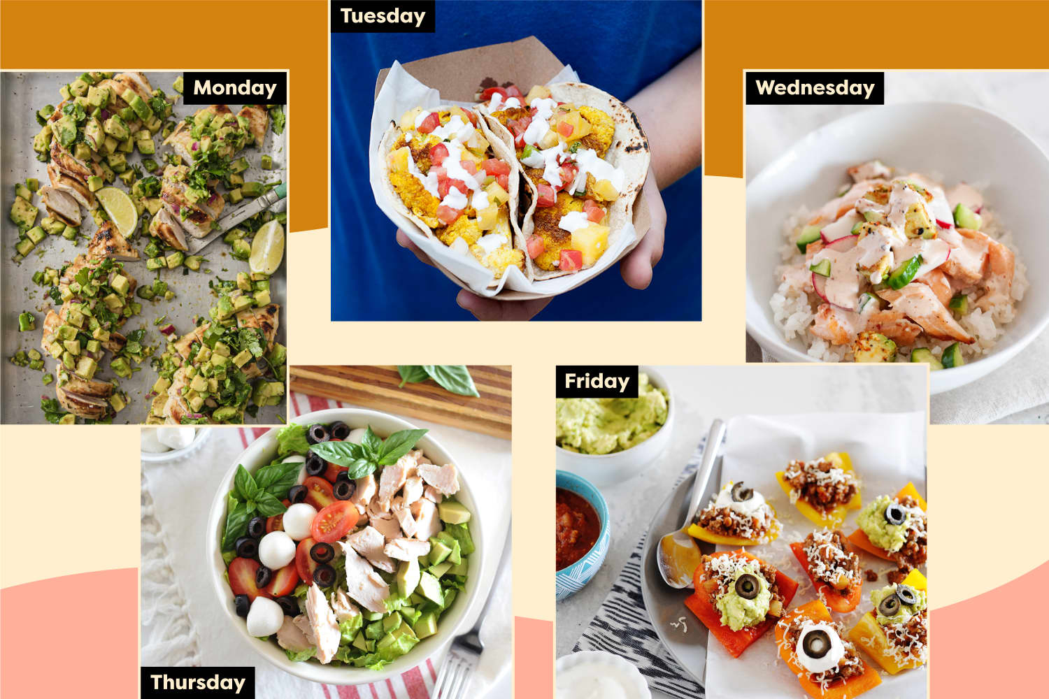 5 Simple-Summer Dinners to Make on Repeat from Laura Fuentes of MOMables