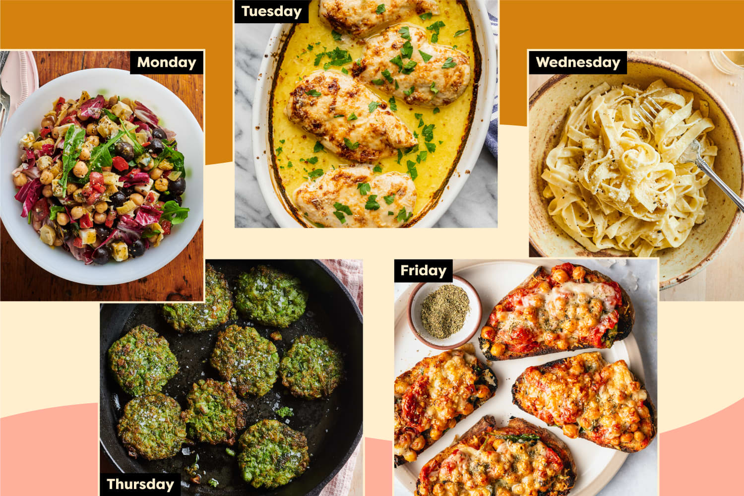 A Week of Simple Pantry Dinners to Make with What You Have