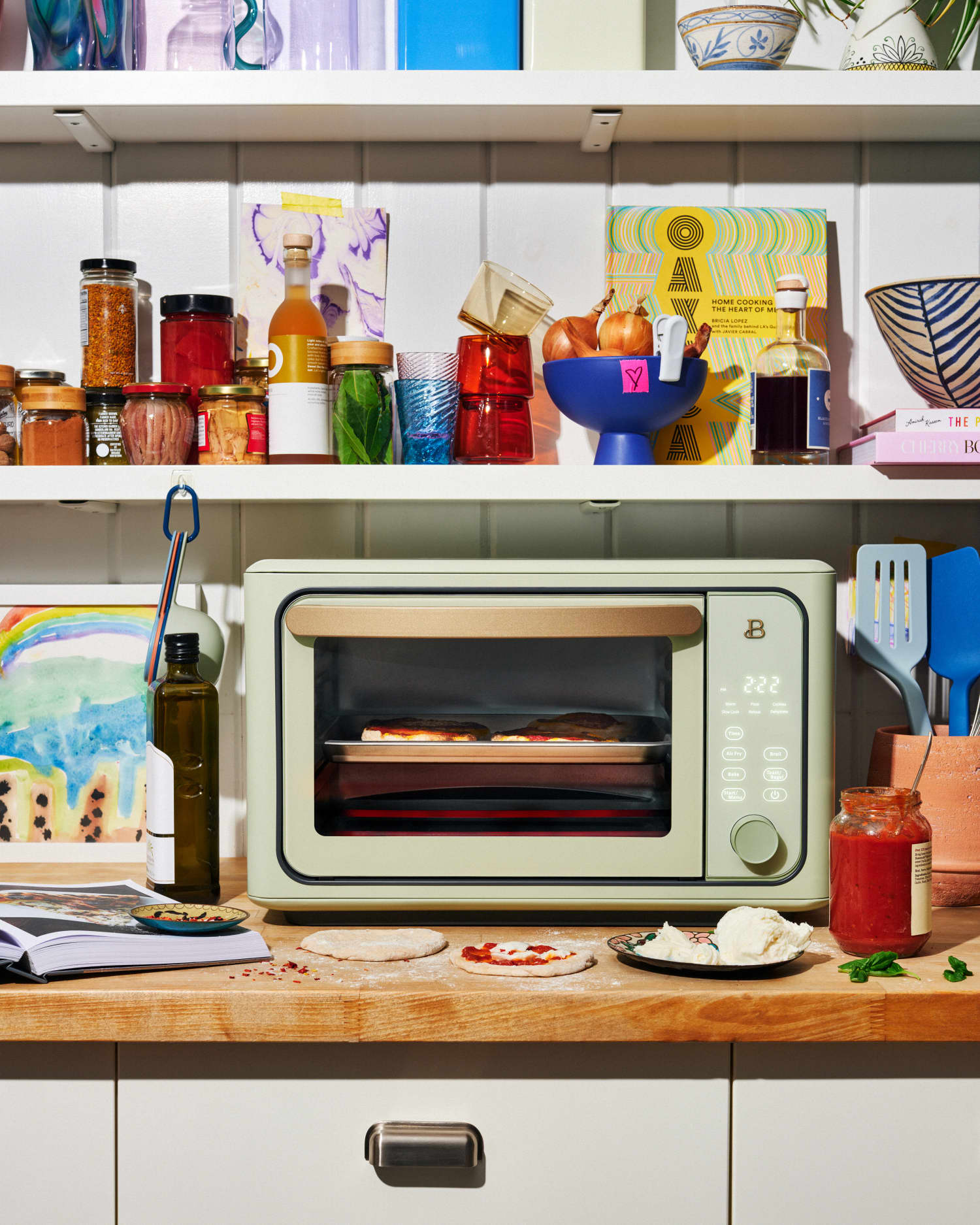 I Tried This Bestselling Kitchen Appliance from Drew Barrymore's Walmart Collection — And, Yes, It's Worth the Hype