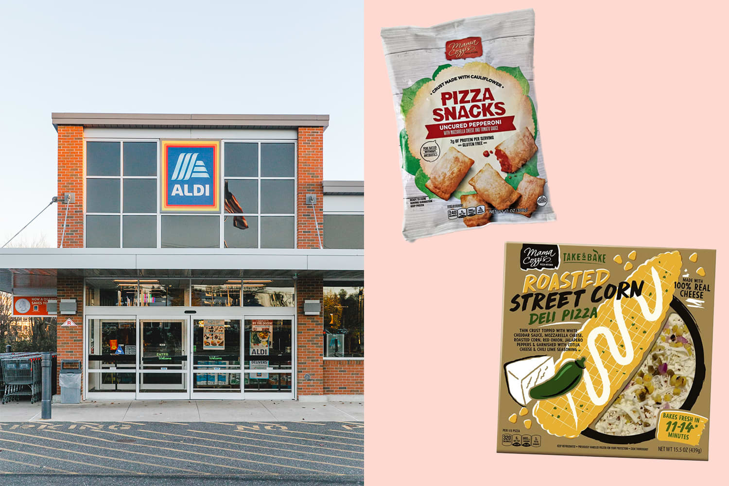 Aldi Just Leaked Info on Dozens of New Items Hitting Shelves in April