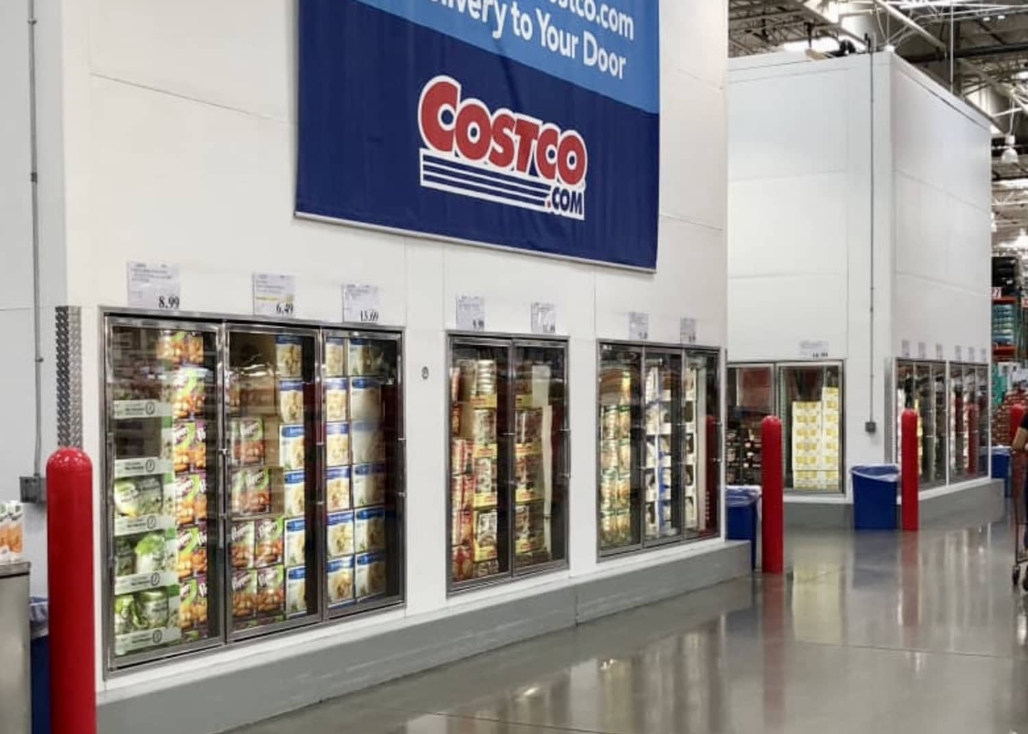 7 Frozen Groceries from Costco I'm Buying on Repeat Right Now (They're All Just $10 or Less)
