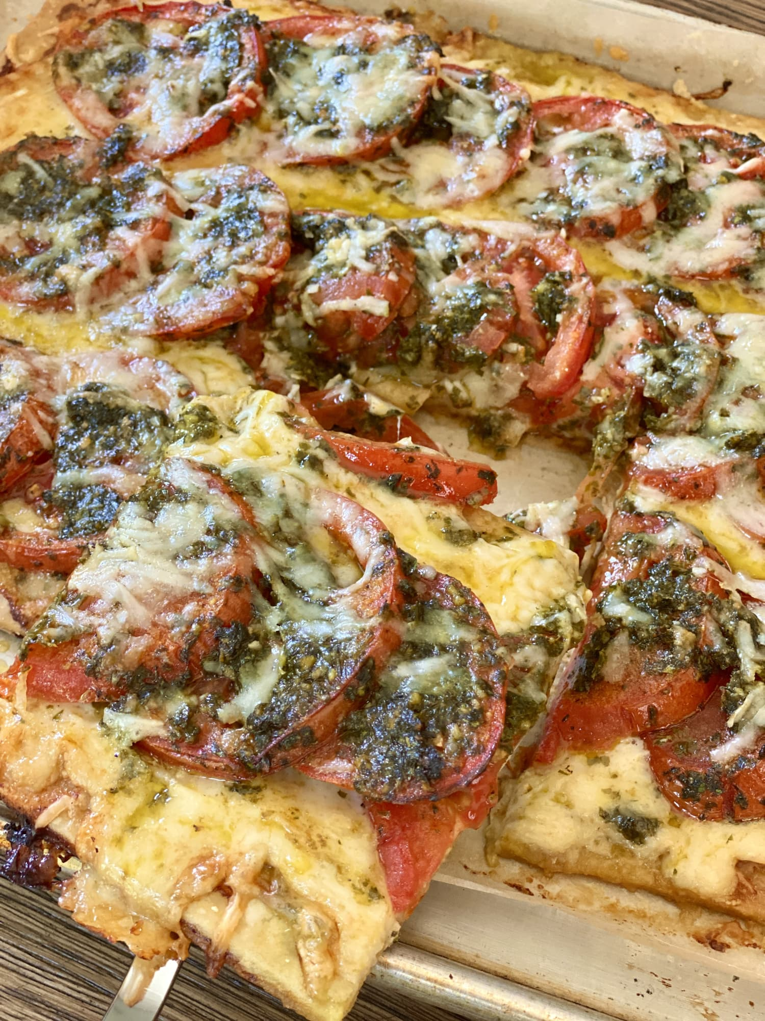 I Tried Ina Garten's Cheesy Tomato Tart (It's One of Her Favorite Summer Lunches)