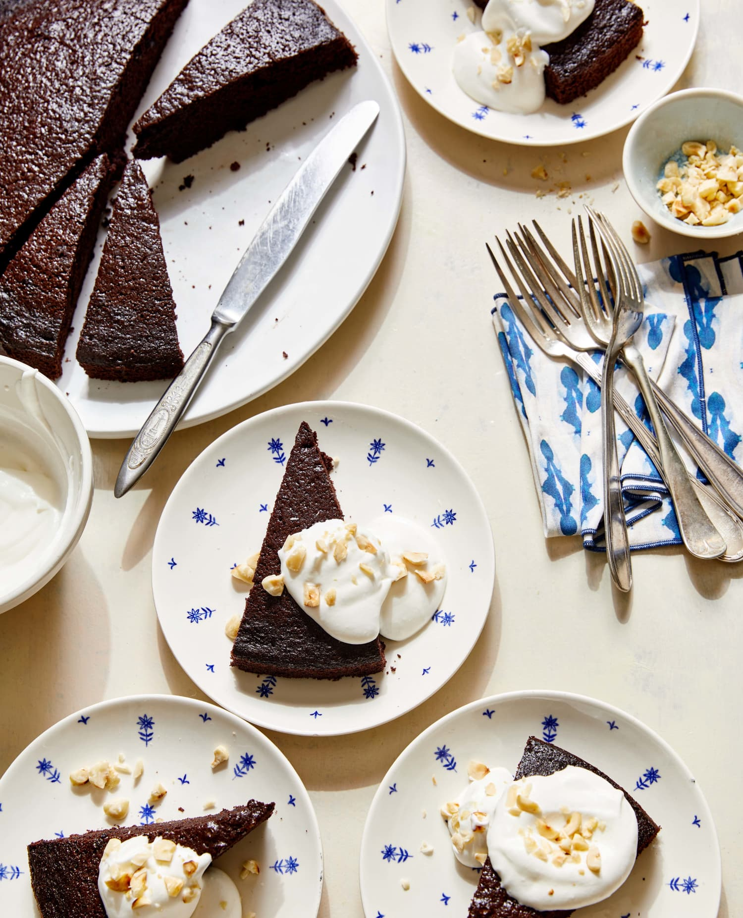 This Ultra-Rich Chocolate Olive Oil Cake Comes Straight from Your Pantry