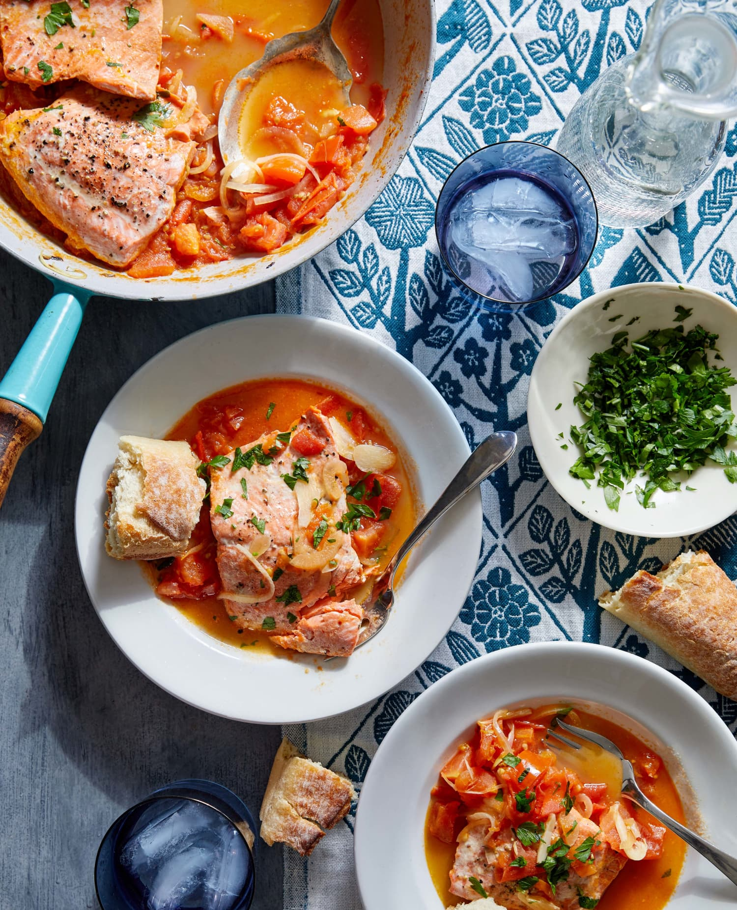 Salmon in Crazy Water Is the Easy Italian Recipe Everyone Needs to Know