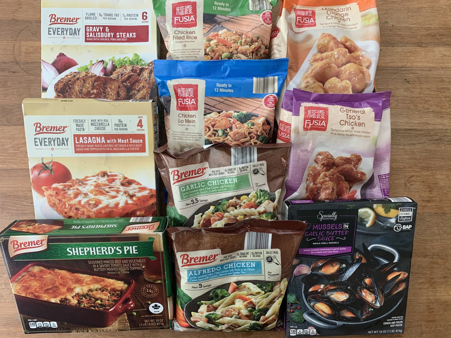 I Tried All of Aldi's Frozen Dinners. Here are the Best 3.