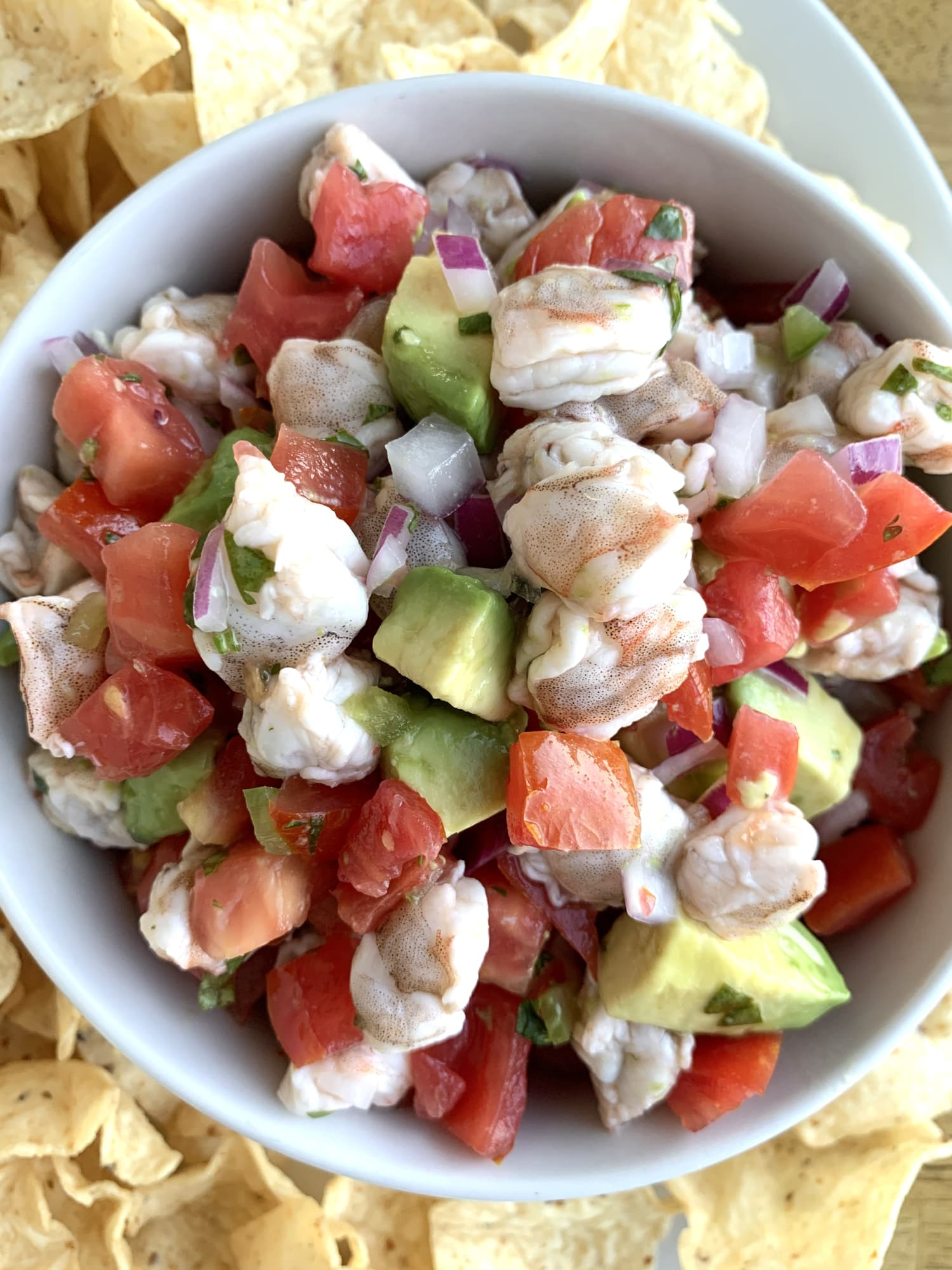 This Easy Shrimp Ceviche Is My Favorite No-Cook Summer Dinner