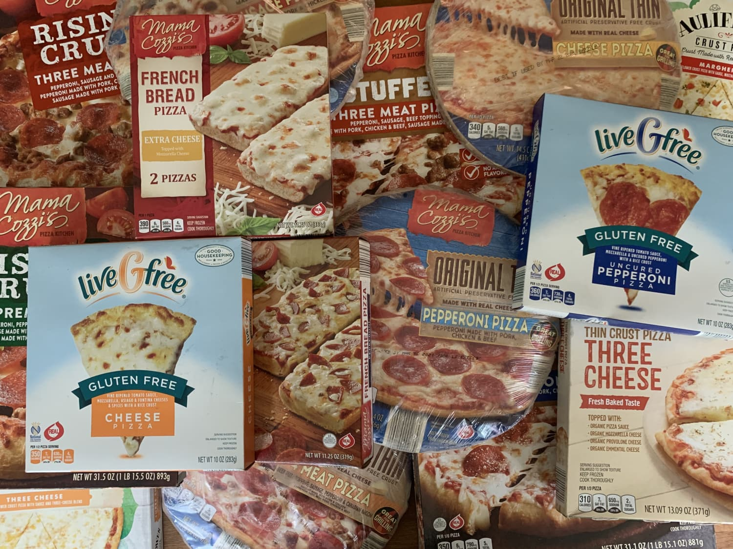 I Tried Every Frozen Pizza at Aldi. These Are the Top 3.
