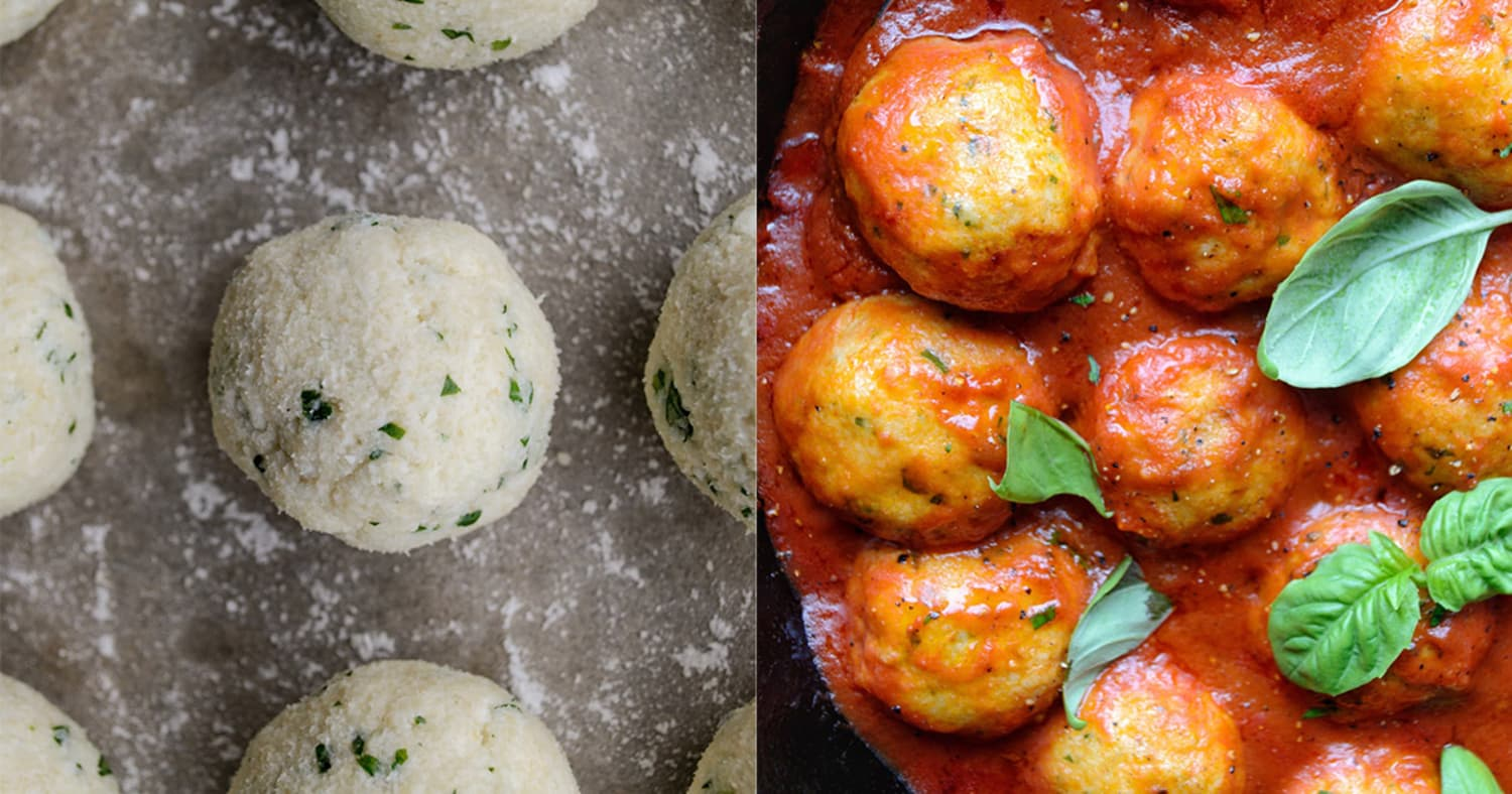 The Pasta Queen's Ricotta Balls Are the Best Thing to Come from TikTok