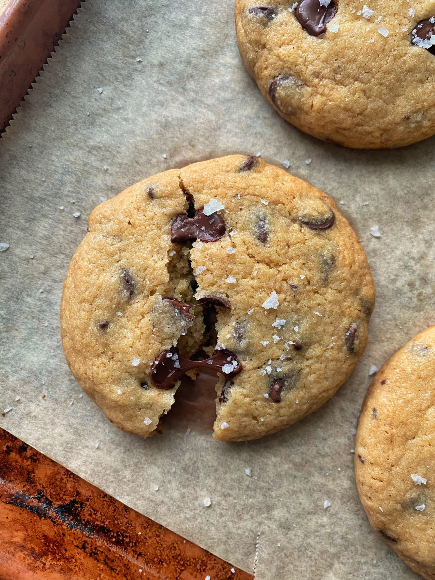 Forget Everything You Know About Chocolate Chip Cookies. Then Bake This One.