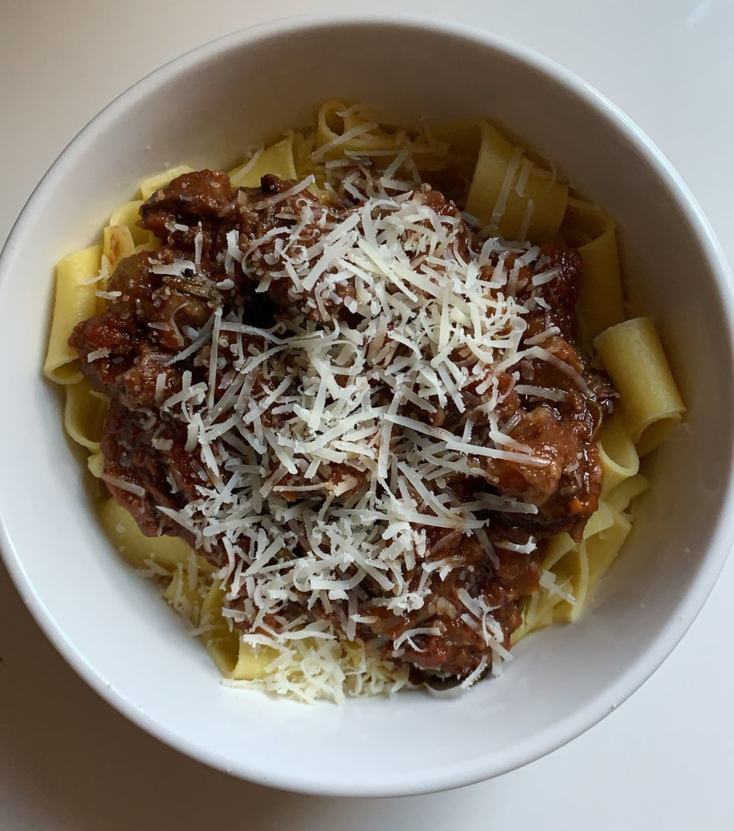 This Oxtail Ragu Is My Favorite Comfort Meal on a Cold Winter Night