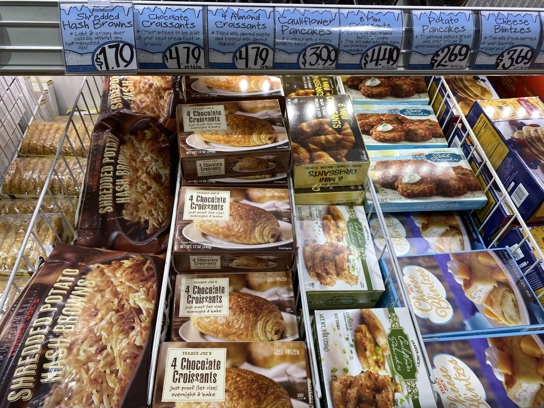 This Frozen Breakfast Item from Trader Joe's Tastes Just Like My Favorite Drive-Thru Breakfast Treat