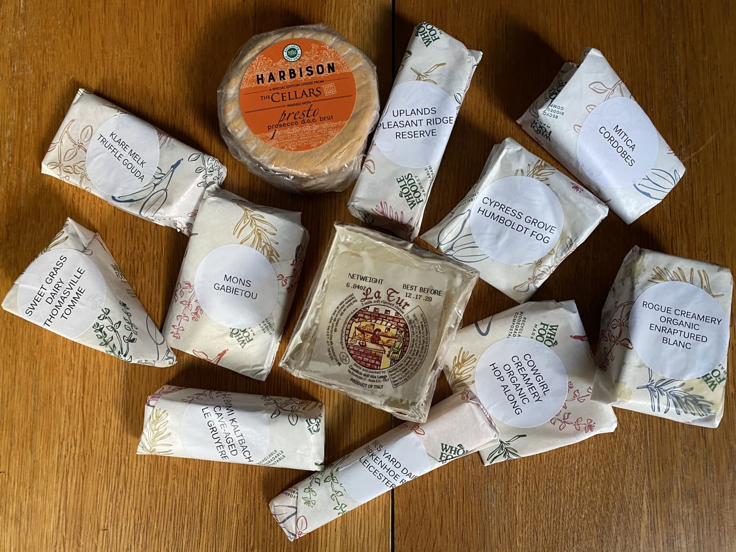 Whole Foods' Amazing Holiday Cheese Sale Is Back — And Some Editor Favorites Are 50 Percent Off