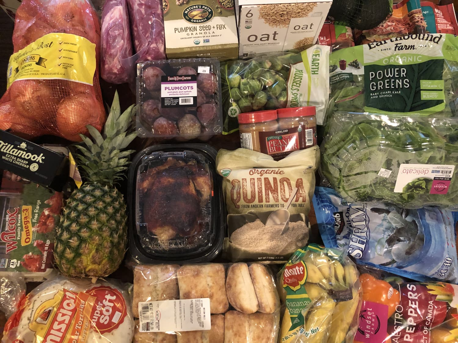 This Costco Haul Cost $161 — And I Turned It into More than 21 Meals for a Family of Four