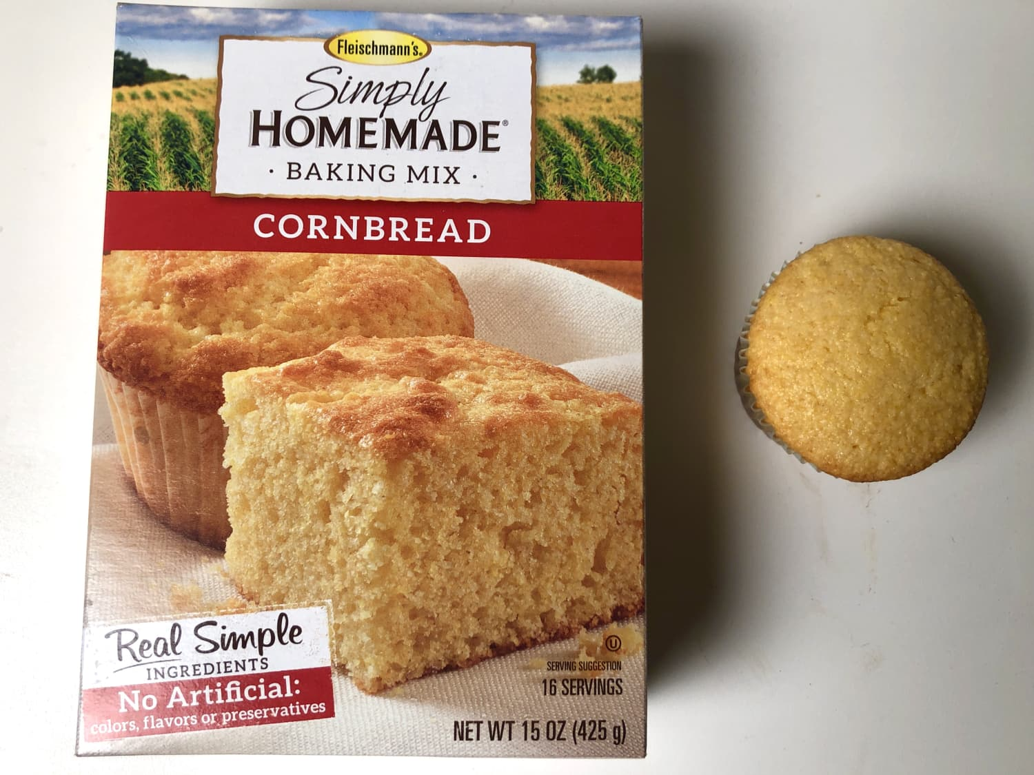I Tried 9 Boxed Cornbread Mixes and Now This Is the Only One I'll Buy