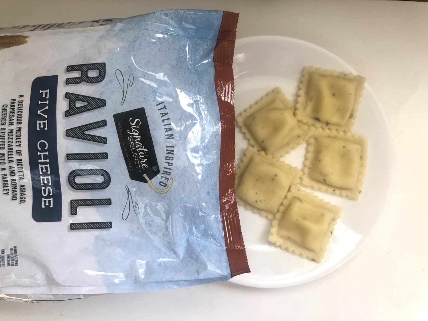 I Tried More than a Dozen Bags of Frozen Ravioli and There Were 3 Clear Winners