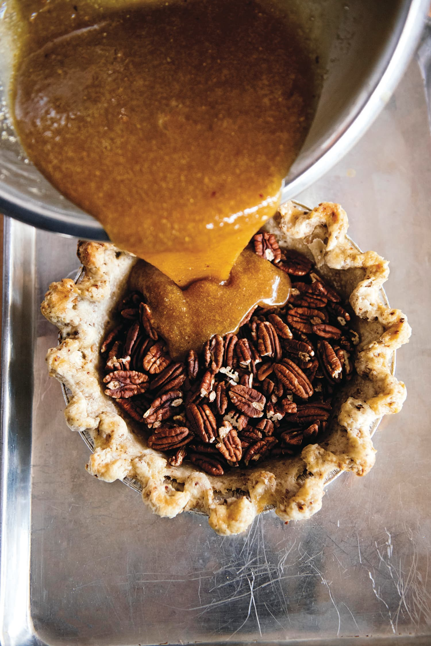 Impress Your Family for Thanksgiving and Make Sister Pie's Brandy Pecan Pie