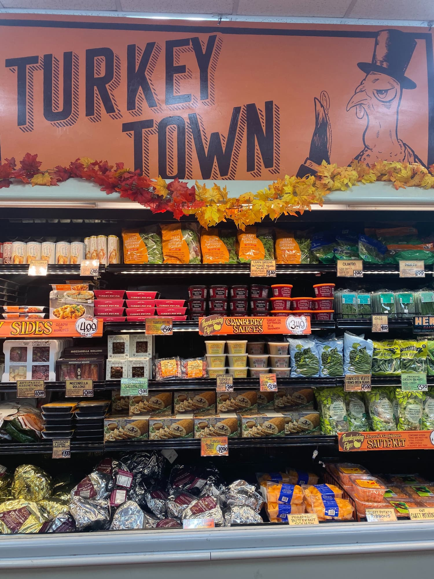 I Tried 7 of Trader Joe's Most Thanksgiving-y Groceries