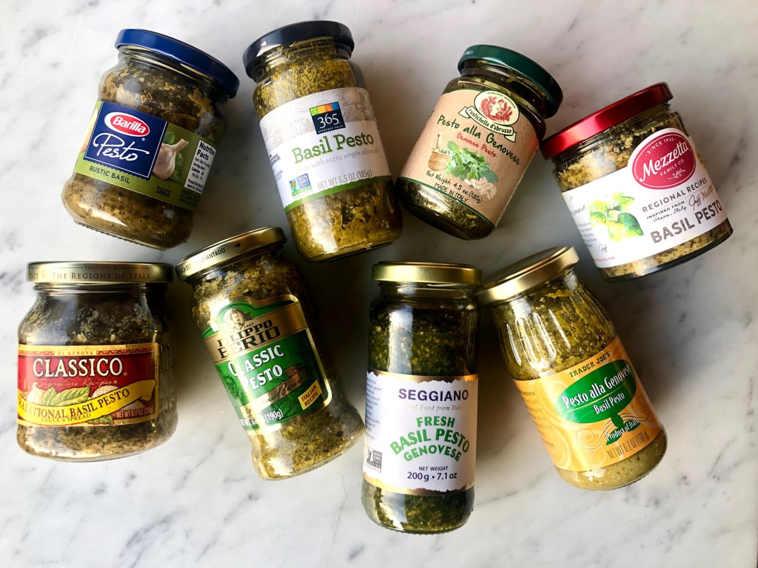 I Tried 8 Jars of Pesto and Now These Are the Only 2 I'll Buy