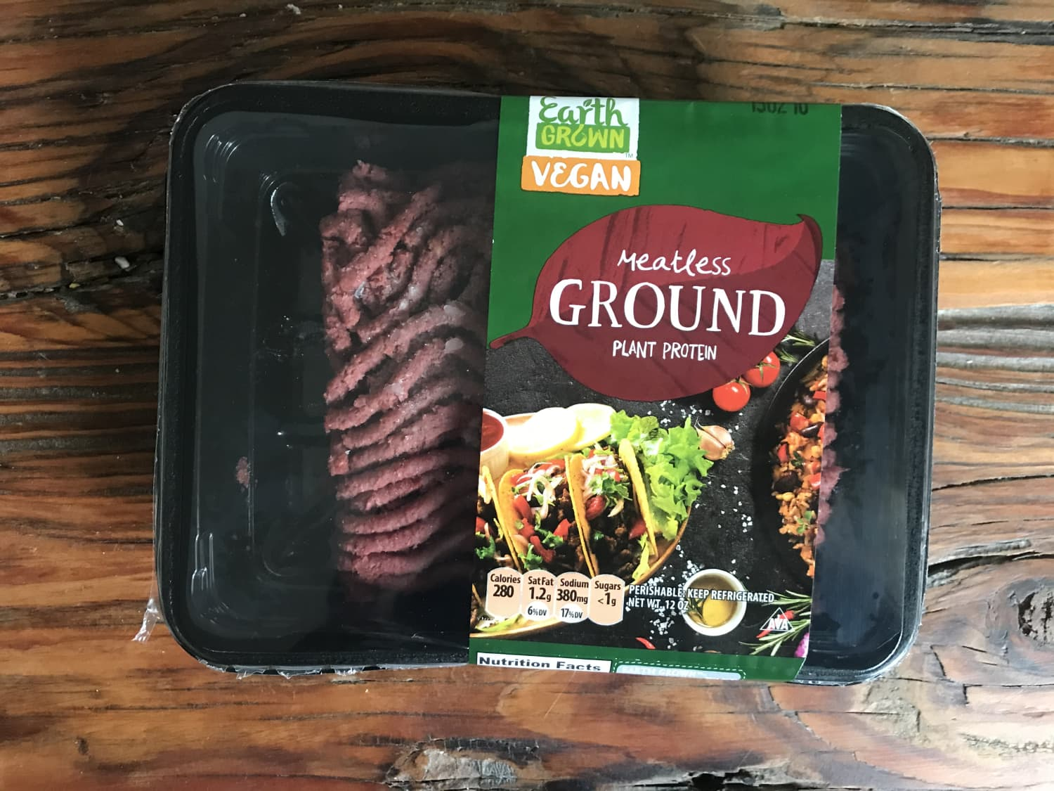 """I Tried Aldi's New Plant-Based """"Ground Beef"""" — Here's How It Went"""