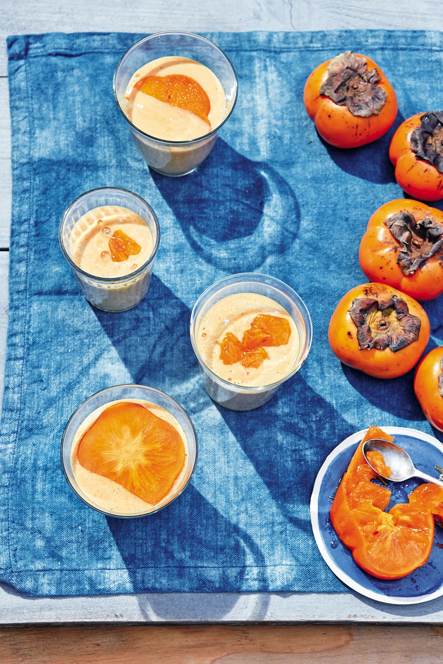 The Unexpected Fruit That Makes This Dairy-Free Smoothie Super-Creamy