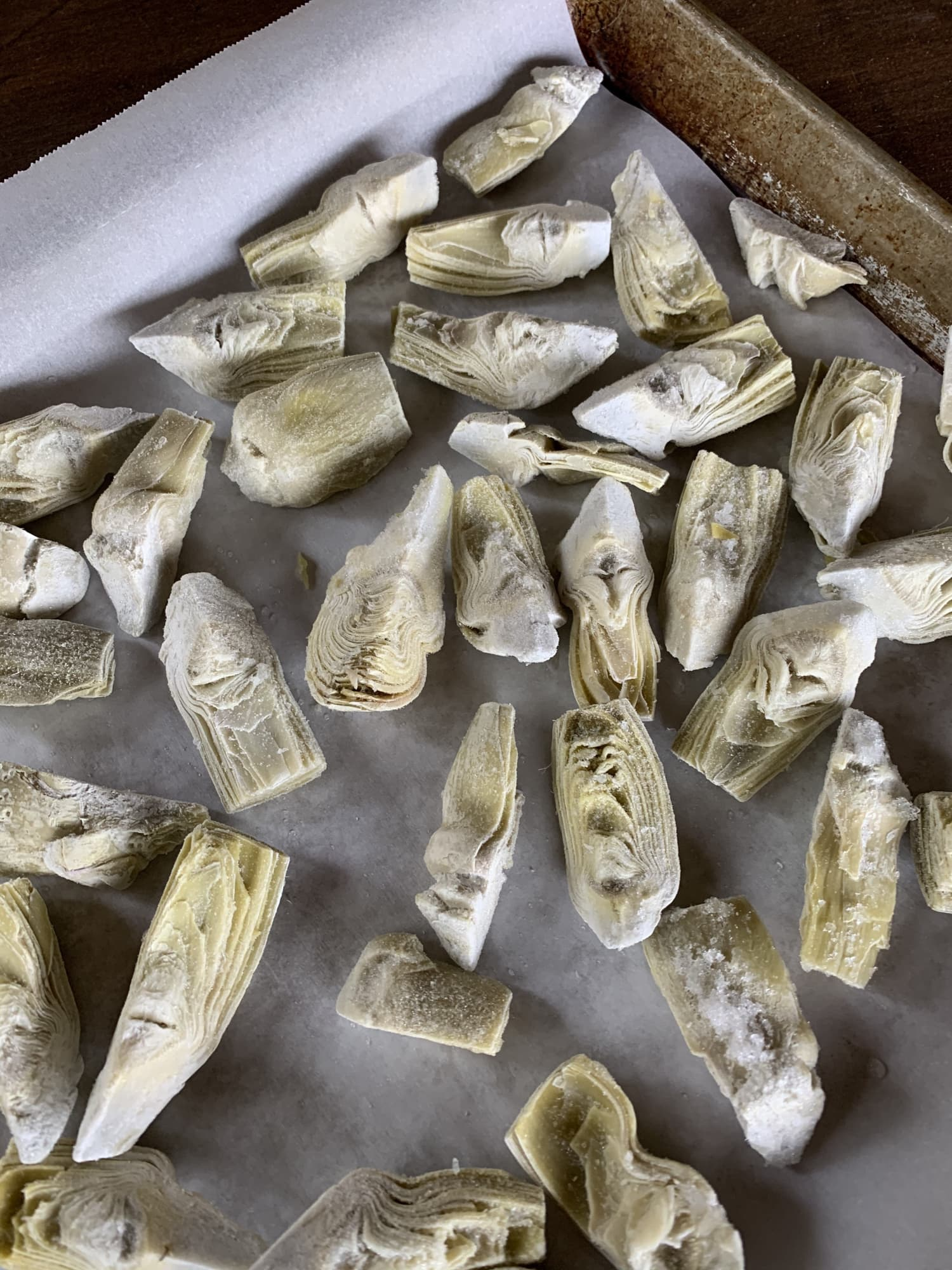Trader Joe's Frozen Artichoke Hearts Are Too Underrated
