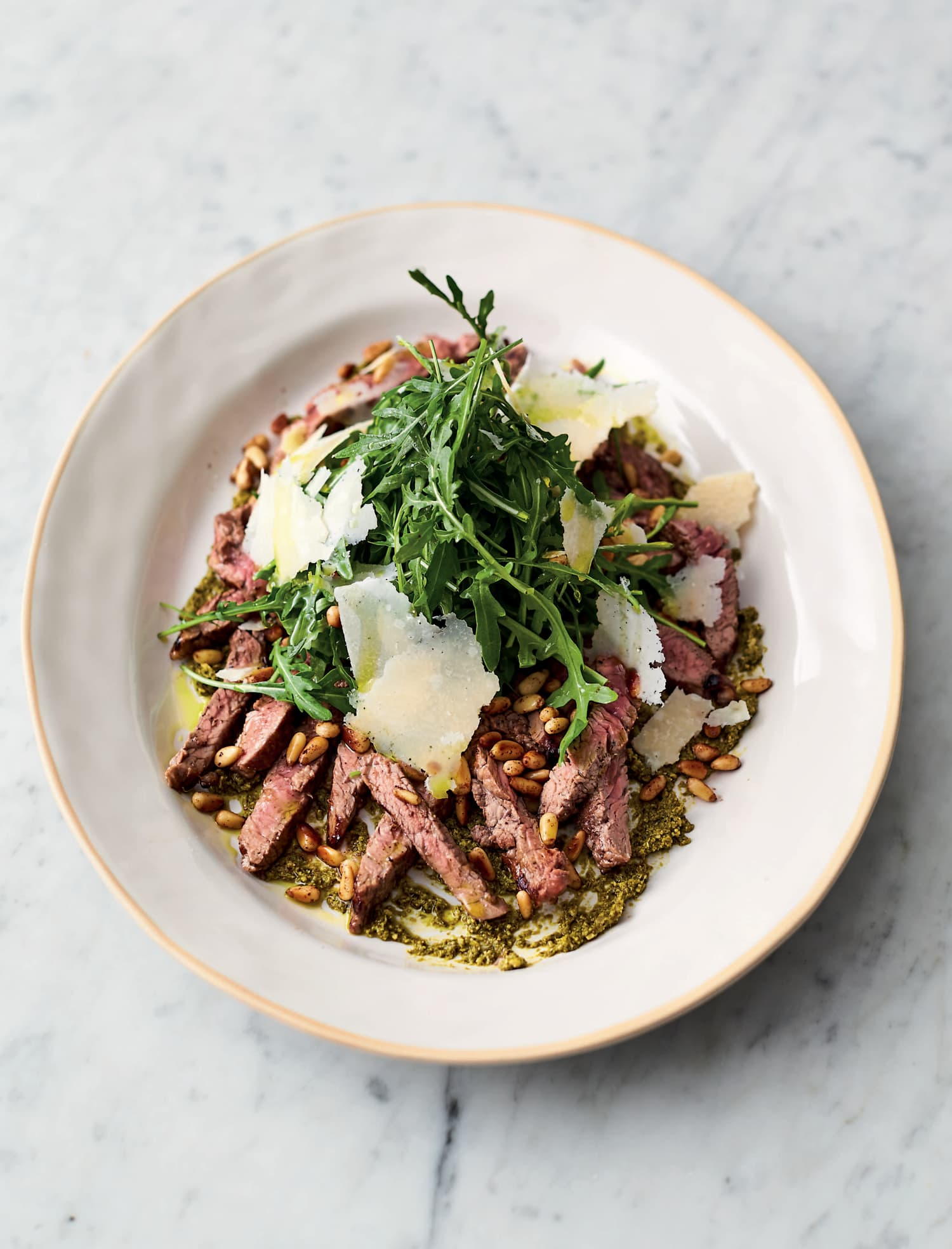 Jamie Oliver's 5-Ingredient Italian Seared Beef