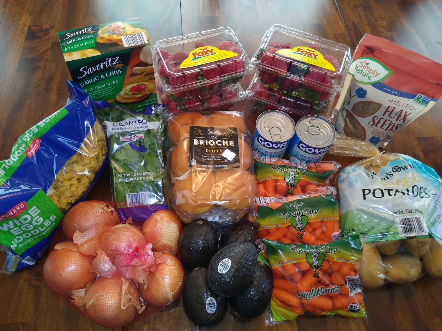 How a Vegetarian Family of 6 in Delaware Spends Less than $100 on a Week of Groceries